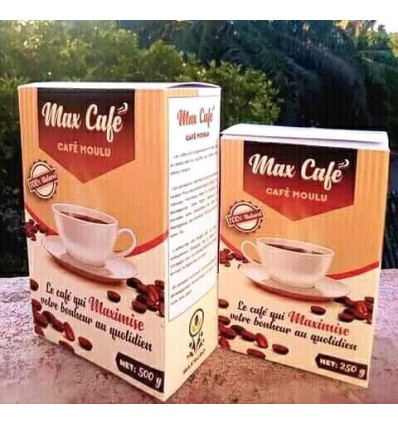 Café Moulu Max